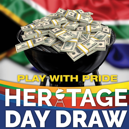 Heritage Day Draw