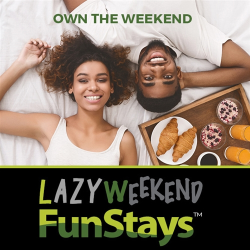 Lazy Weekend FunStays