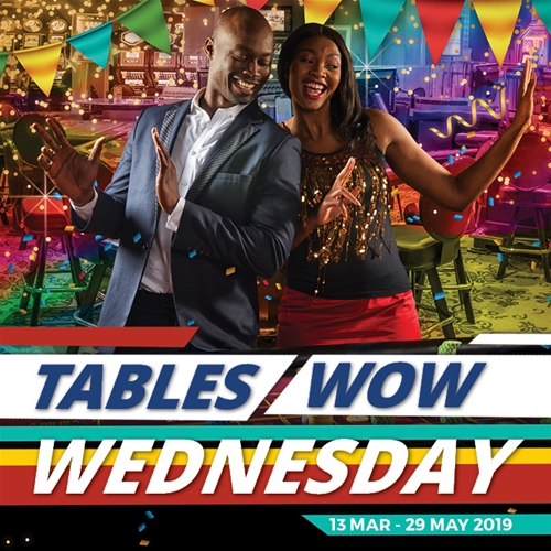 Tables Wow Wednesday