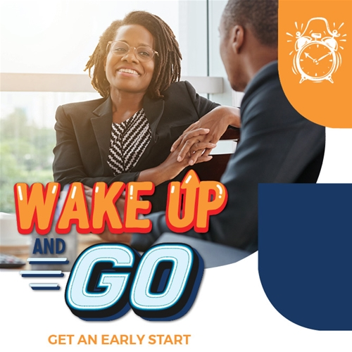 Wake Up And Go