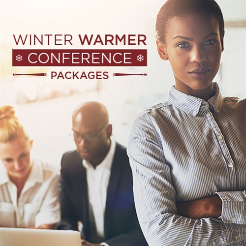 Winter Warmer Conference Package